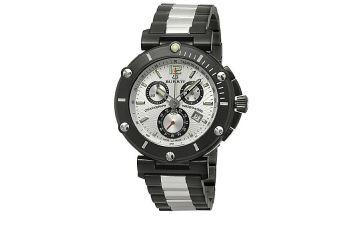 Мужские кварцевые наручные швейцарские часы Burett B 4203 LSSA