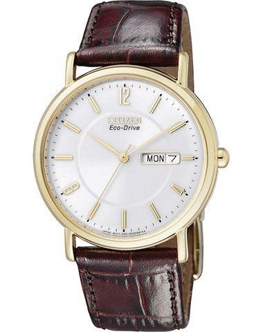 Мужские кварцевые наручные японские часы Citizen  BM8243-05AE