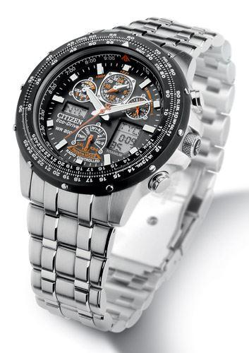 Мужские кварцевые наручные японские часы Citizen  JY0080-62E