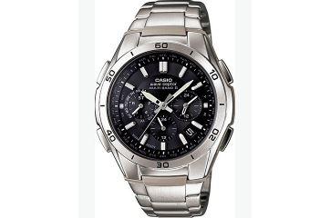 Японские аналого-цифровые многофункциональные часы Casio WVQ-M410D-1A