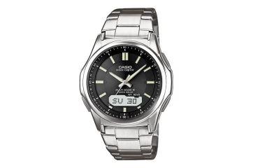 Японские аналого-цифровые многофункциональные часы Casio WVA-M630TD-1A