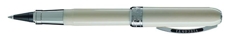 vs-489-35 Ручка эко-роллер Visconti (Висконти), Rembrandt Bianco