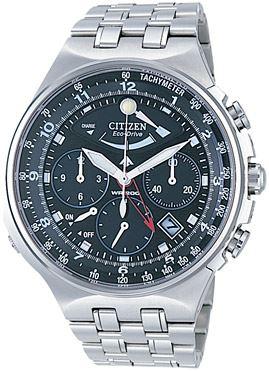 Мужские кварцевые наручные японские часы Citizen  AV0030-60E