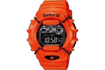 Женские японские наручные часы Casio Baby-G BG-1006SA-4B