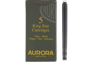 Картриджи черные Aurora, 5 шт. в упаковке