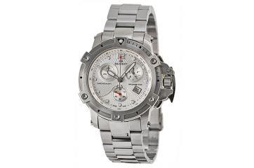 Мужские кварцевые наручные швейцарские часы Burett B 4205 NSSA