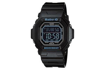 Женские японские наручные часы Casio Baby-G BG-5600BK-1E