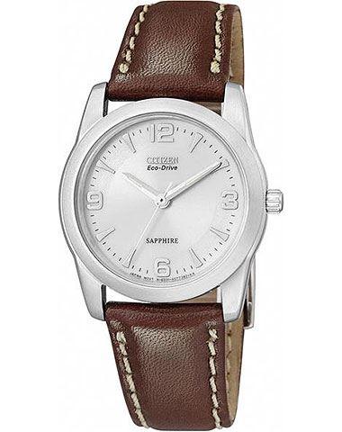 Мужские кварцевые наручные японские часы Citizen  EP5801-11B