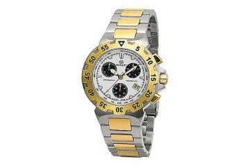 Мужские кварцевые наручные швейцарские часы Burett B 4202 CWSA