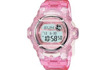 Женские японские наручные часы Casio Baby-G BG-169R-4E