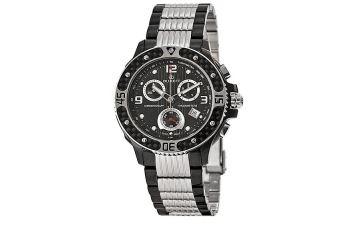 Мужские кварцевые наручные швейцарские часы Burett B 4204 LBSG