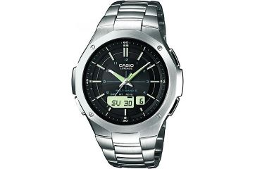 Японские аналого-цифровые многофункциональные часы Casio LCW-M160D-1A
