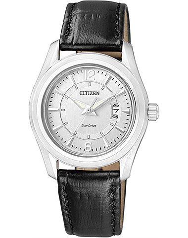 Мужские кварцевые наручные японские часы Citizen  FE1011-03B
