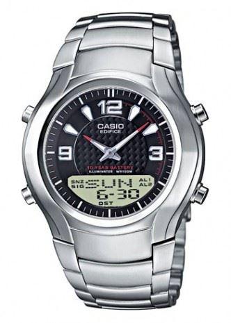 Мужские японские наручные часы Casio Edifice EFA-112D-1A