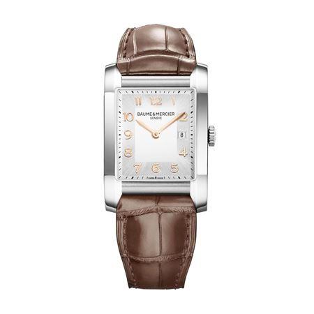 M0A10018 Baume & Mercier Часы сталь Хемптон