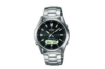 Японские аналого-цифровые многофункциональные часы Casio LCW-M100DSE-1A