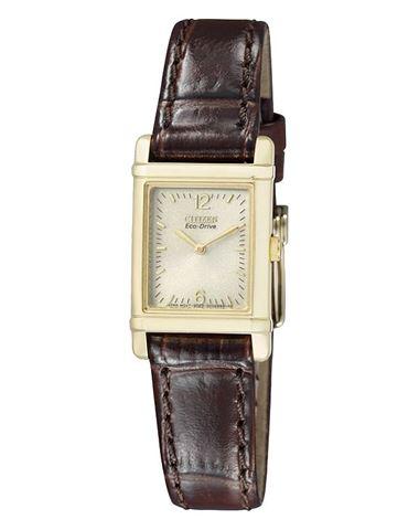 Мужские кварцевые наручные японские часы Citizen  EW9772-04P