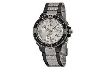 Мужские кварцевые наручные швейцарские часы Burett B 4204 LSSF