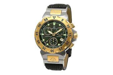 Мужские кварцевые наручные швейцарские часы Burett B 4602 CBFA