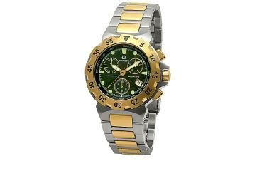 Мужские кварцевые наручные швейцарские часы Burett B 4202 CBFA