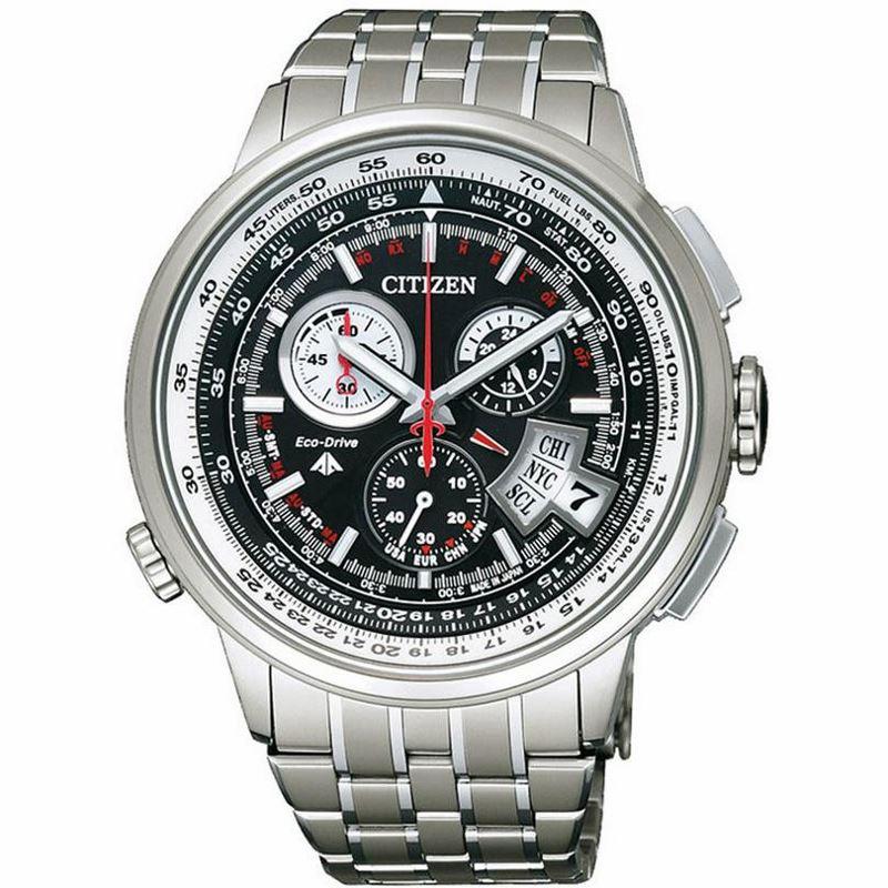 Мужские кварцевые наручные японские часы Citizen  BY0011-50E