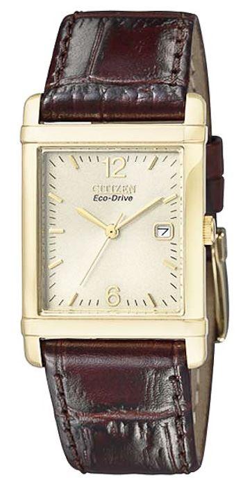 Мужские кварцевые наручные японские часы Citizen  BW0202-03P