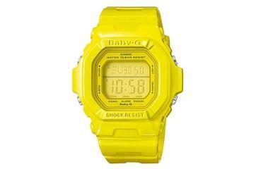 Женские японские наручные часы Casio Baby-G BG-5602-9E