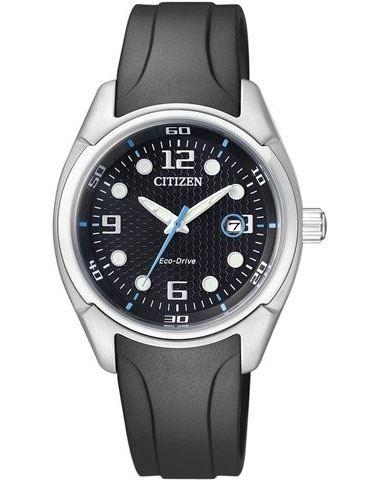 Мужские кварцевые наручные японские часы Citizen  EW1731-05F