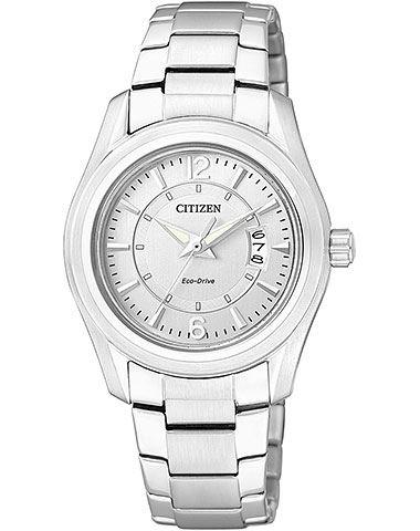 Мужские кварцевые наручные японские часы Citizen  FE1010-57B