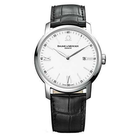 M0A08485 Baume & Mercier Часы сталь Class Execut
