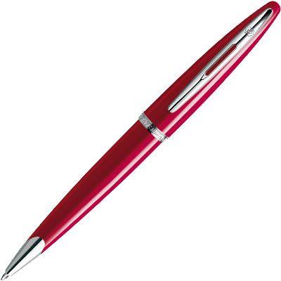 Ручка шариковая Carene Glossy Red ST