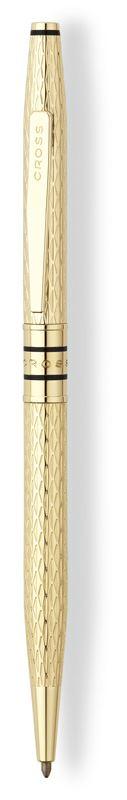 Шариковая ручка Cross Spire, цвет: Golden Shimmer >