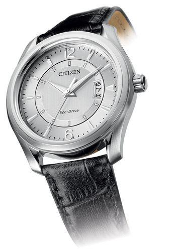 Мужские кварцевые наручные японские часы Citizen  AW1031-06B