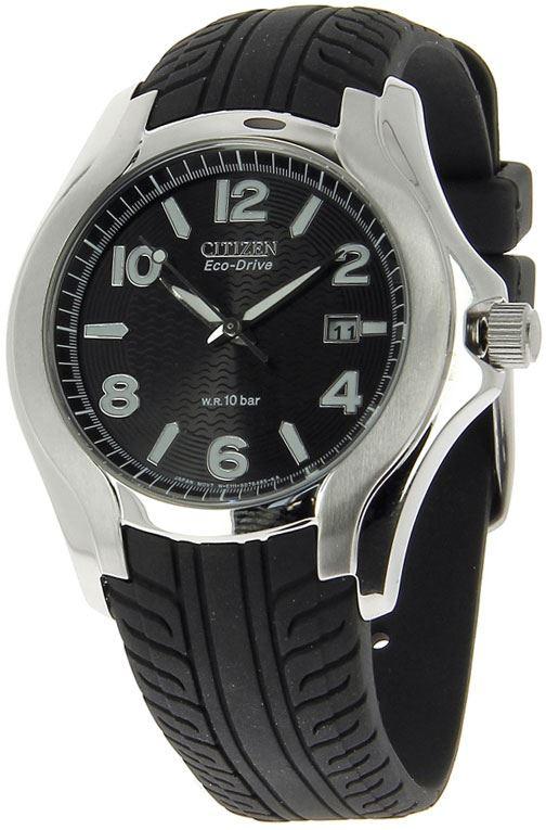 Мужские кварцевые наручные японские часы Citizen  BM6530-04F