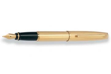 Ручка перьевая Aurora Style, позолота с рисунком