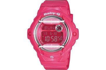 Женские японские наручные часы Casio Baby-G BG-169R-4B