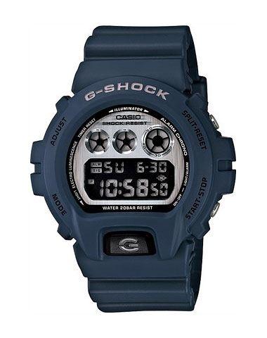 Японские наручные часы Casio G-Shock DW-6900HM-2E
