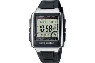 Японские аналого-цифровые многофункциональные часы Casio WV-59E-1A