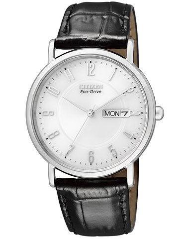 Мужские кварцевые наручные японские часы Citizen  BM8241-01BE