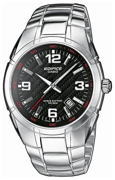 Мужские японские наручные часы Casio Edifice EF-125D-1A