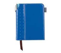 Записная книжка Cross Signature Journal, A6, синяя, c ручкой 3/4, 250 страниц в линейку, 2010
