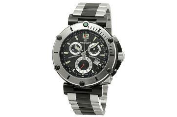 Мужские кварцевые наручные швейцарские часы Burett B 4203 LBSB