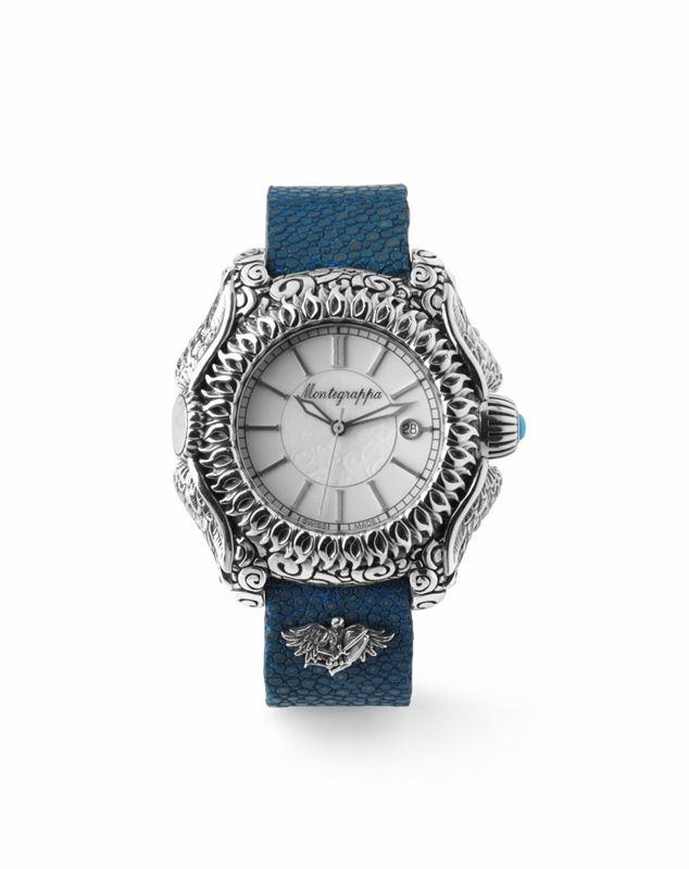 IDANWASD Женские часы Montegrappa (Монтеграппа),