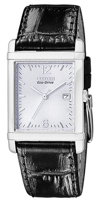 Мужские кварцевые наручные японские часы Citizen  BW0201-06A