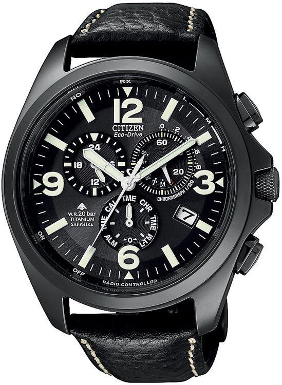 Мужские кварцевые наручные японские часы Citizen  AS4035-04E