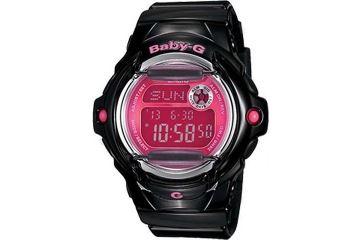 Женские японские наручные часы Casio Baby-G BG-169R-1B