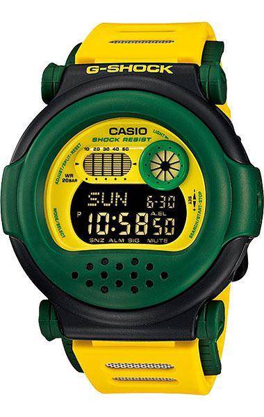 Японские наручные часы Casio G-Shock G-001RF-9E