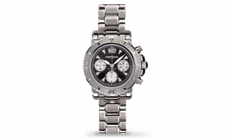 8466 Мужские часы Montblanc (Монблан)