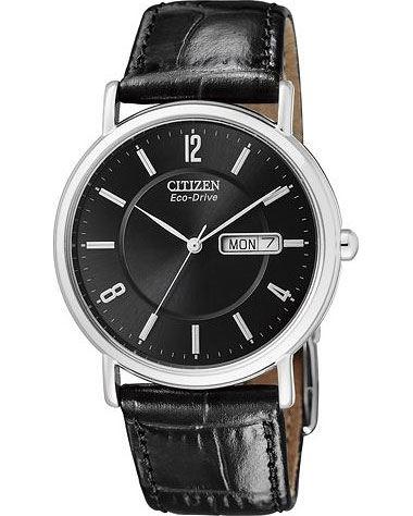 Мужские кварцевые наручные японские часы Citizen  BM8241-01EE