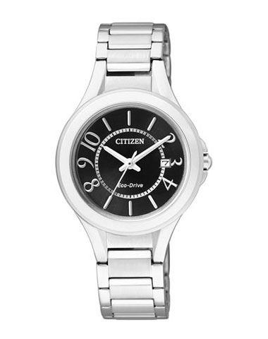 Мужские кварцевые наручные японские часы Citizen  FE1020-53E